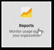 Google Drive Reports