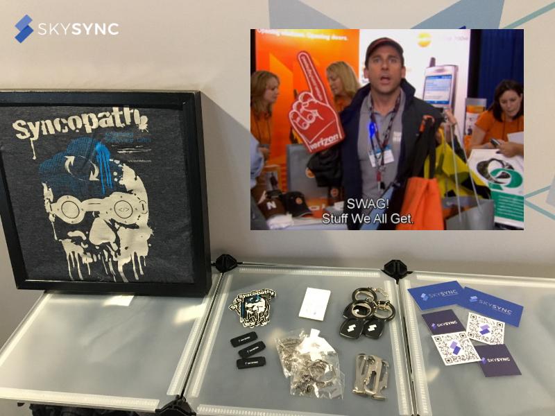 Stuff We All Get SWAG - Microsoft Ignite 2019 - Syncopath