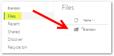 Google Drive G Suite Files View Example