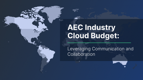 AEC industry cloud budget